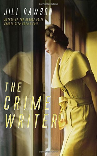 book cover of The Crime Writer