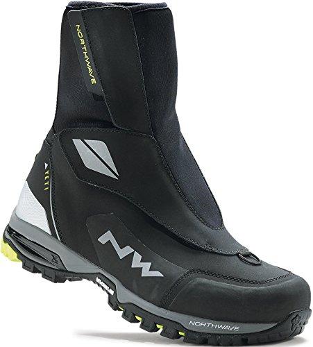 Northwave Yeti Winter MTB Fahrrad Schuhe schwarz 2018