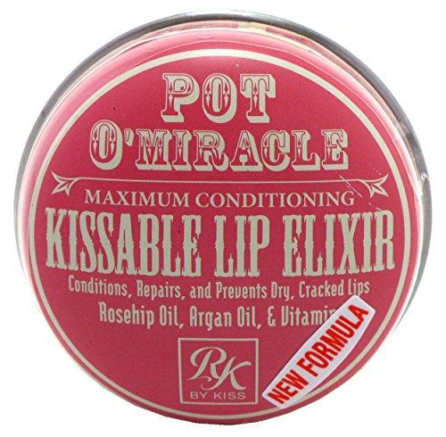 Kiss Pot O'Miracle Kissable Lip Elixir 0.33oz (6 Pieces)