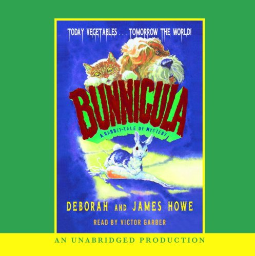 Bunnicula: A Rabbit (Lib)(CD)