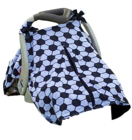 BayB Brand Car Seat Cover - Soccer Ball