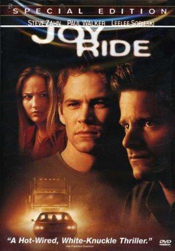 DVD : Joy Ride (Repackaged, Widescreen, Sensormatic)
