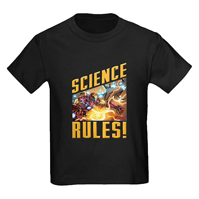 New Youth Kids T Cotton T Shirt Science Is Awesome!