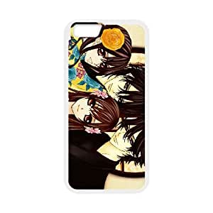 iPhone 6 Plus 5.5 Inch Cell Phone Case White Vampire Knight Unique Phone Case Protective XPDSUNTR08924