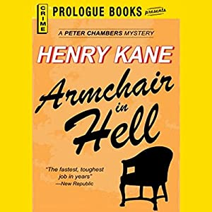 Armchair in Hell Audiobook