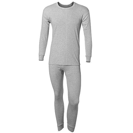 b45ddc80a Amazon.com: Men's Long Johns Thermal Underwear Set Winter Warm Base ...