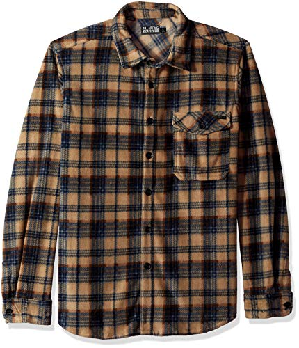 - Billabong Men's Furnace Flannel Gravel X-Large