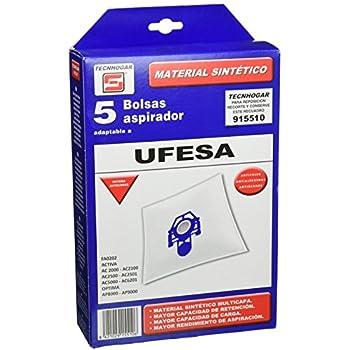 Amazon.com: tecnhogar 915510 - Bag Vacuum Cleaner, White ...