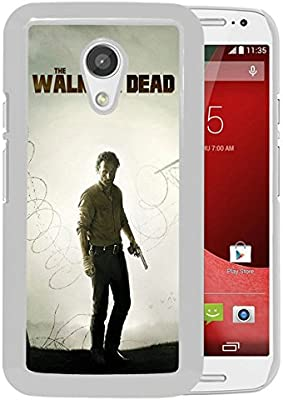 Amazon.com: Custom Luxury The Walking Dead 21 White For ...