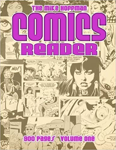 The Mike Hoffman Comics Reader: 300 Pages Volume One by Mike Hoffman (2014-12-02)