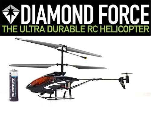 3 Channel Micro Indoor Helicopter - 3