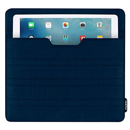 Incipio IPD-290-NVY Delta Padded Protective Sleeve for Apple 12.9-inch iPad Pro Navy