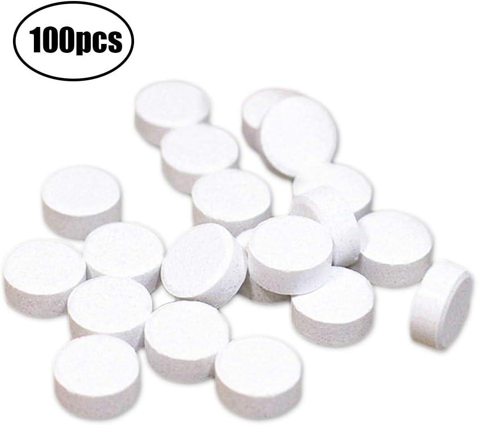 ATROPOS - Pastillas descalcificadoras para cafeteras automáticas, tazas, humidificadores y desinfectantes (100 unidades): Amazon.es: Hogar