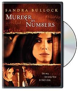Murder by Numbers (Keepcase Packaging)