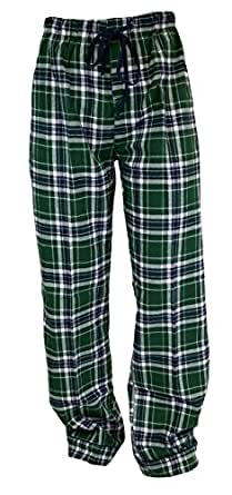 7a6f9d0c02 fabdog Matching Plaid Human PJ Pants (Medium