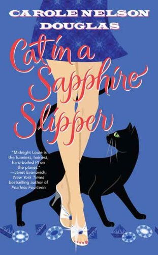 Cat in a Sapphire Slipper: A Midnight Louie Mystery (Midnight Louie Mysteries Book (Sapphire Cats)