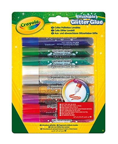 Crayola 69 3527 E 000 Washable Glitter Glue product image