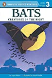 Bats - Creatures of the Night (All Aboard Reading: Level 2: Grades 1-3)