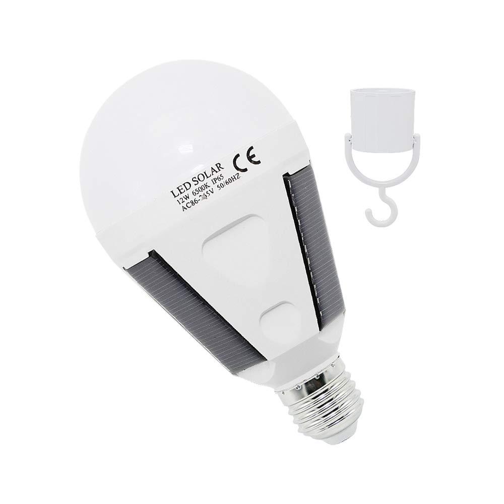 Rechargeable Led Bulb E27 LED Solar Lamp Bulb
