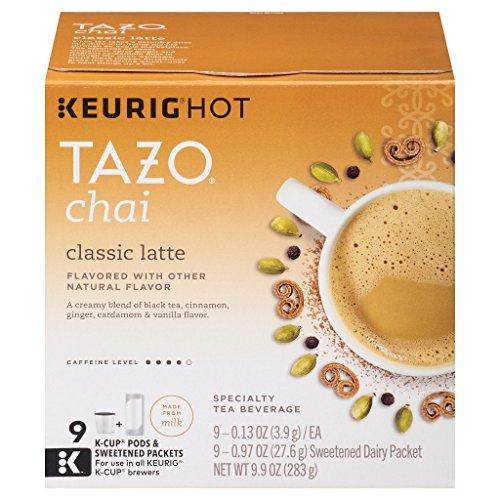 Tazo Chai Classic Latte - 1 count box