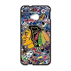 Chicago blackhawks Phone Case for HTC One M7