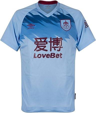 Umbro Burnley Away Shirt 2019-2020