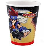 Beyblade 9 oz. Paper Cups Party Accessory, Health Care Stuffs