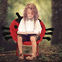 Beetle Chair, OUTAD Folding Chairs Foldable Children Kids Hiking Picnic Camping Beetle Chair for Indoor & Outdoor Use