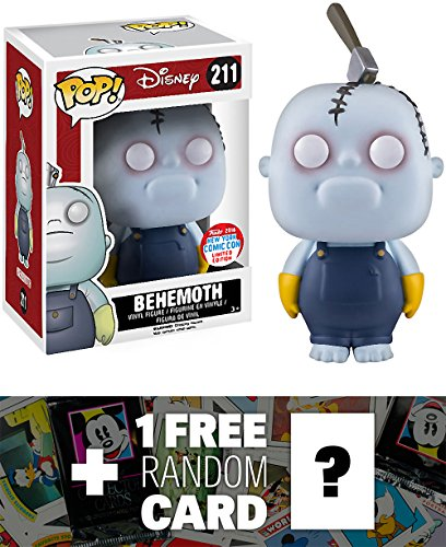 Behemoth-2016-NYCC-Exclusive-Funko-POP-Tim-Burtons-The-Nightmare-Before-Christmas-Vinyl-Figure-1-FREE-Classic-Disney-Trading-Card-Bundle-112475