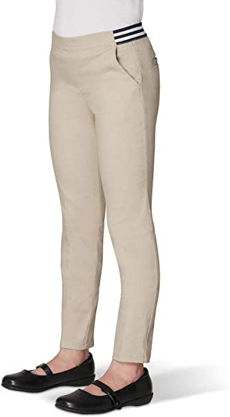 French Toast Girls Stretch Skinny Pull-On Pant