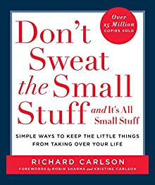 Don't Sweat the Small Stuff and It's All Small Stuffの書影
