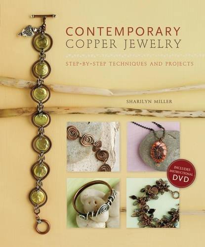 Contemporary Copper Jewelry Step Step