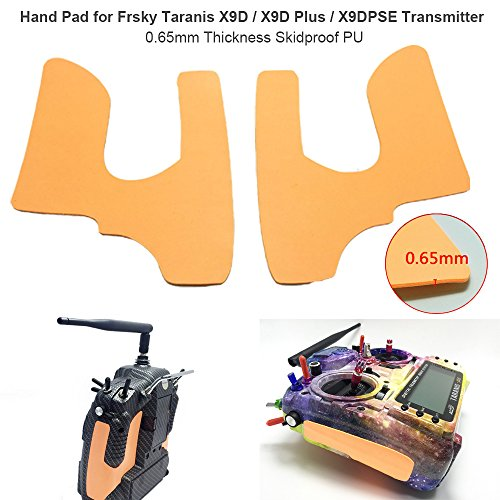 Hand Pad for FrSky Taranis X9D / X9D Plus / X9DPSE Transmitter - Import It  All