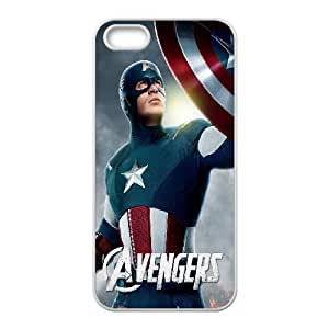 IPhone 5,5S Phone Case for The Avengers Classic theme pattern design GQTAS730880