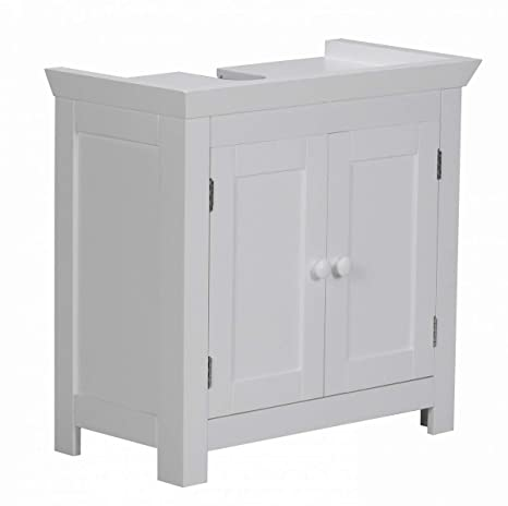 KS-Furniture Bad Mila - Armario bajo para Lavabo (55,5 x 57 ...