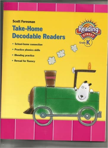 READING 2007 TAKE HOME DECODABLE READERS GRADE K