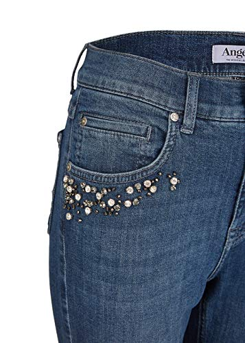 Cici Buffi Angels Glam Da Donna Lights Pietre Jeans Decorative Con Dark Used wPqptF