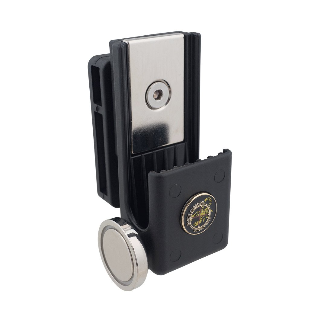 Black Scorpion Outdoor Gear USPSA Thunderbolt Pistol Magazine Pouches Combo, Black, by Black Scorpion Outdoor Gear (Image #4)