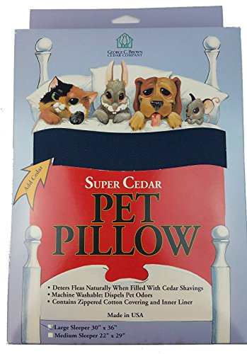 Super Cedar Pet Pillow - Large 30