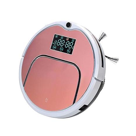 JHSHENGSHI Robot Aspirador, Filtro Hepa, navegación Inteligente ...
