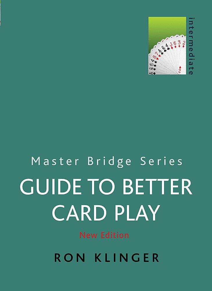 Guide to Better Card Play (MASTER BRIDGE): Amazon.es: Klinger ...