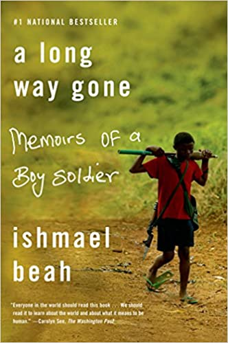 """the children soldiers in ishmael beahs a long way gone Yesterday i attended the montreal book launch of ishmael beah's new novel, """"a  long way gone: memoirs of a boy soldier,"""" which is holding."""