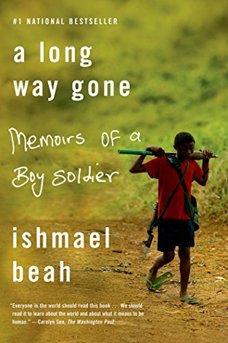 Book cover for A Long Way Gone