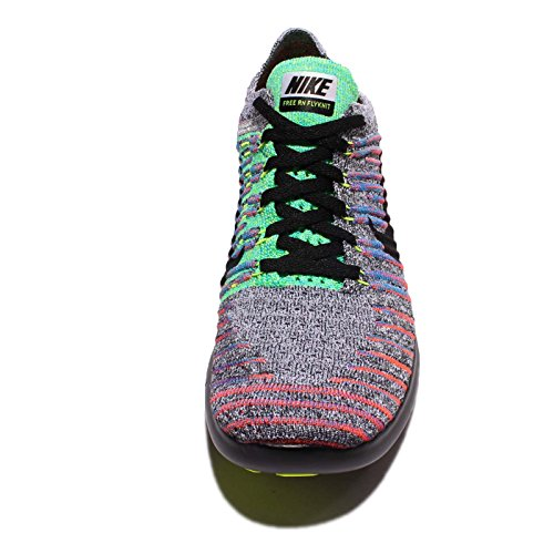 Running NIKE ttl Flyknit Crimson Chaussures RN de Entrainement WMNS Black Free Femme White blue Lagoon qYP4rSq