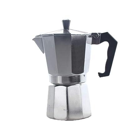 Yzibei Taza de Filtro de Cafe Maceta Octogonal Italiana de ...