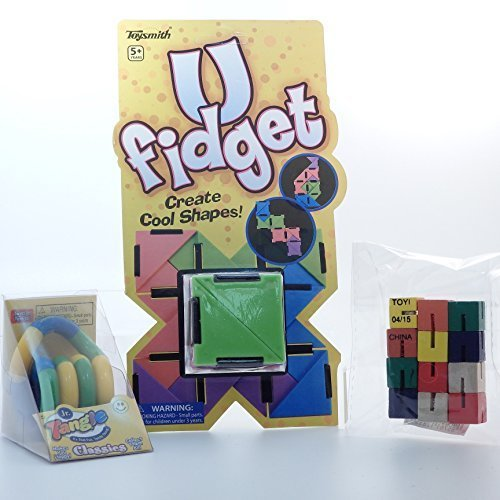 Set of 3 Assorted Fidget Toys