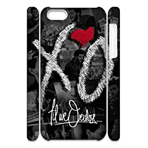 J-LV-F Customized 3D case The Weeknd XO for iPhone 5C