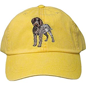 Cherrybrook Lemon Dog Breed Embroidered Adams Cotton Twill Caps (All Breeds) 12