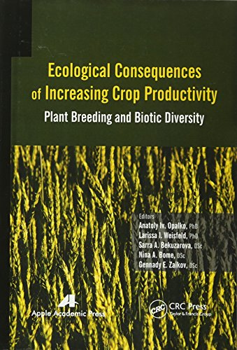 Ecological Consequences Of Increasing Crop Productivity  Plant Breeding And Biotic Diversity