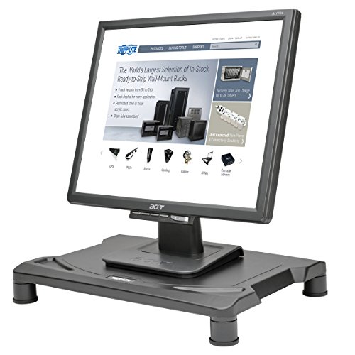 Good Tripp Lite Lcd Display Tv Monitor Riser Stand Raises Up To